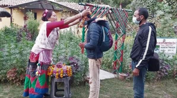 होमस्टेमा बढ्न थाले पर्यटक