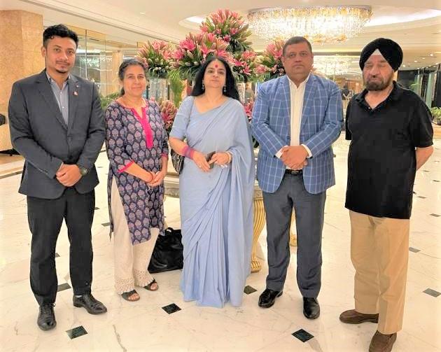 नेपाल पर्यटन बोर्ड र भारतको ट्राभल एजेन्टस् टाईबीच पर्यटन प्रर्वद्धनका लागि सम्झौता